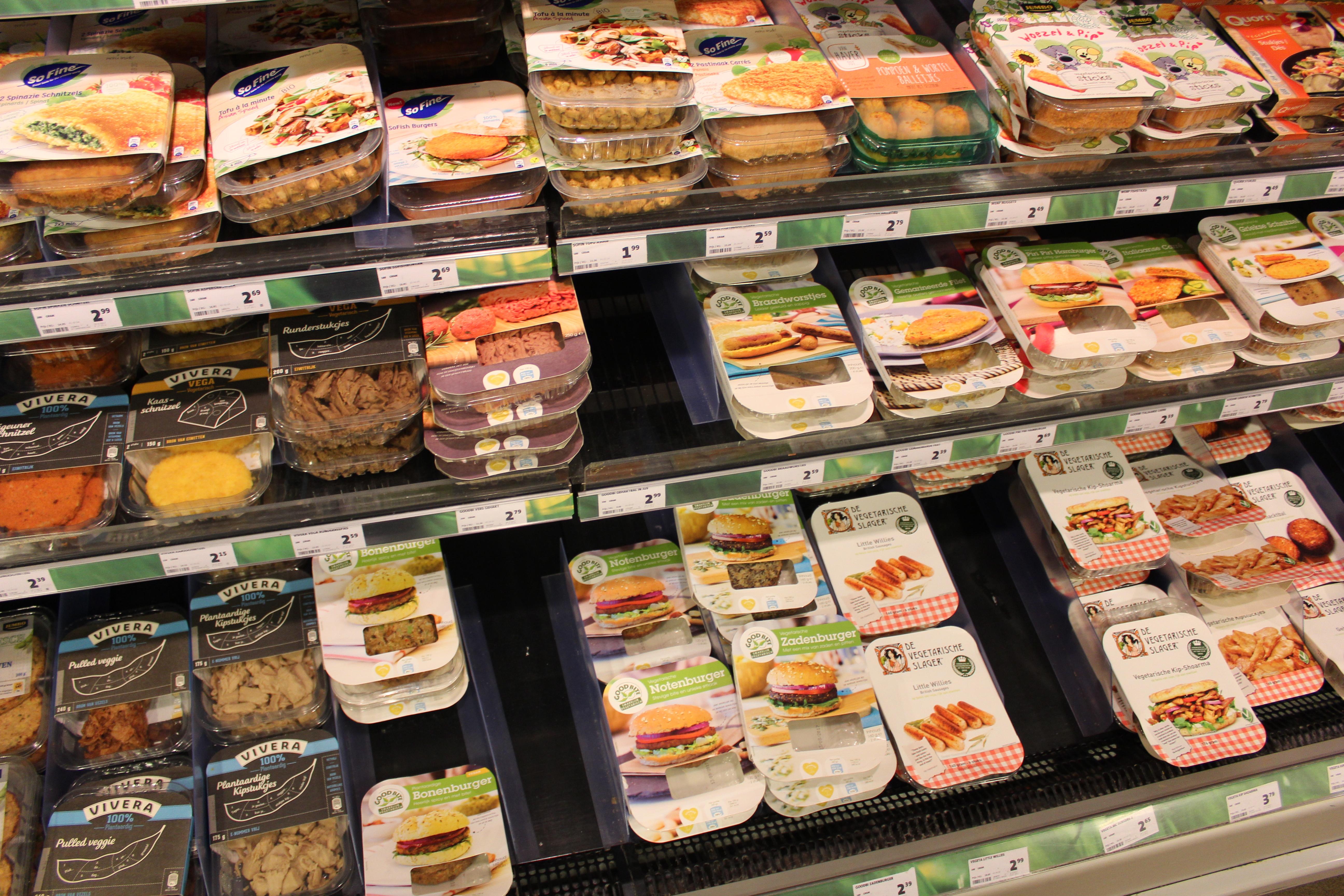 Supermarket Guide | Vegan Amsterdam
