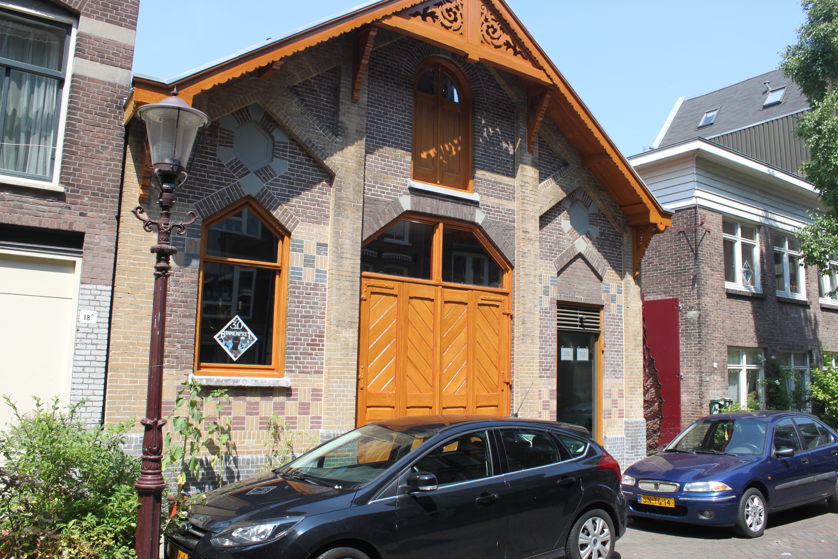 Ram Van Reservation >> MKZ | Vegan Amsterdam