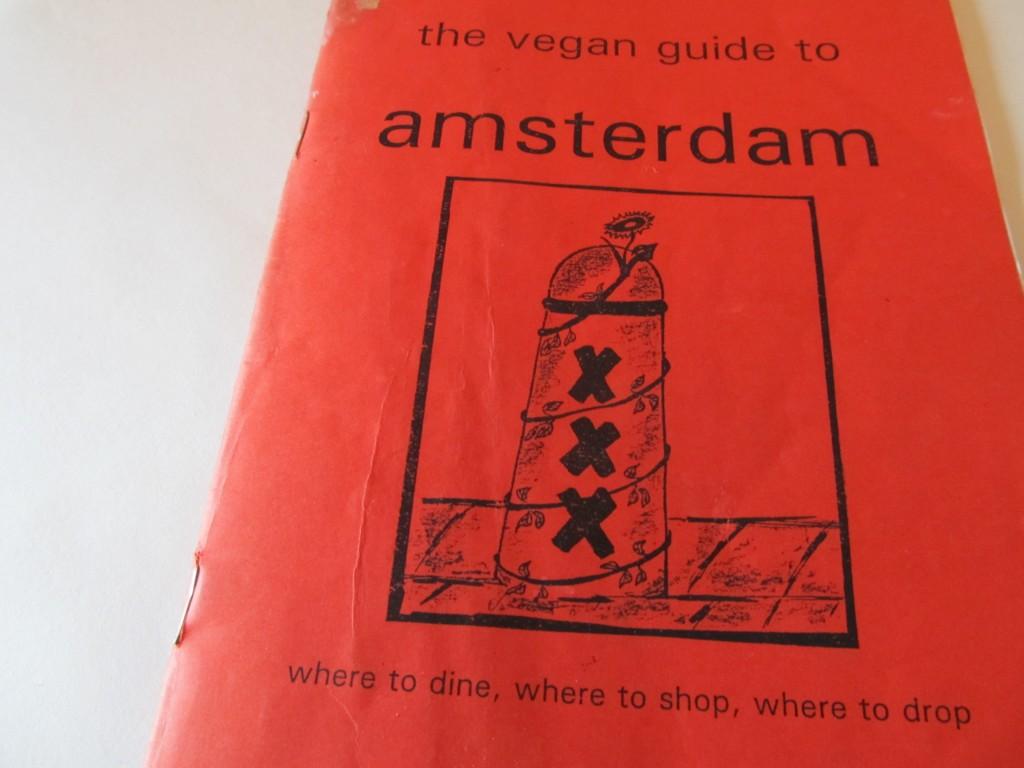 vegan amsterdam guide