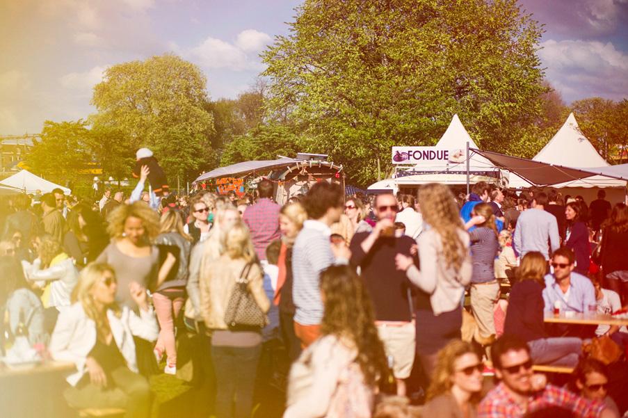 Rollende Keukens Amsterdam : Weekend van de rollende keukens foodtruck festival vegan