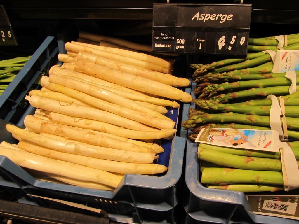asparagus vegan amsterdam