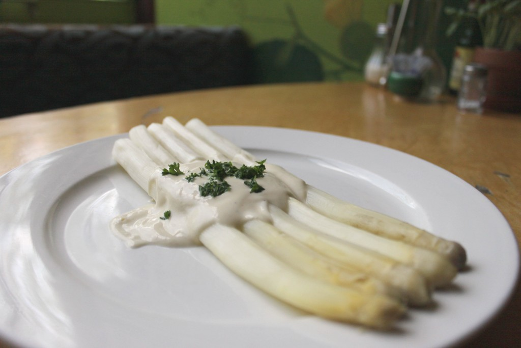vegan hollandaise