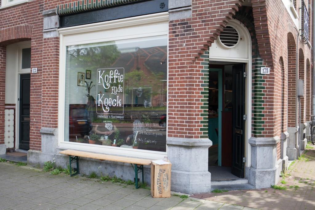 Koffie-Ende-Koeck