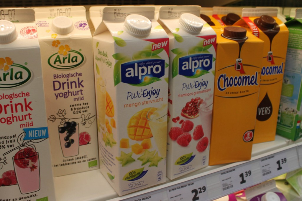 alpro vegan amsterdam