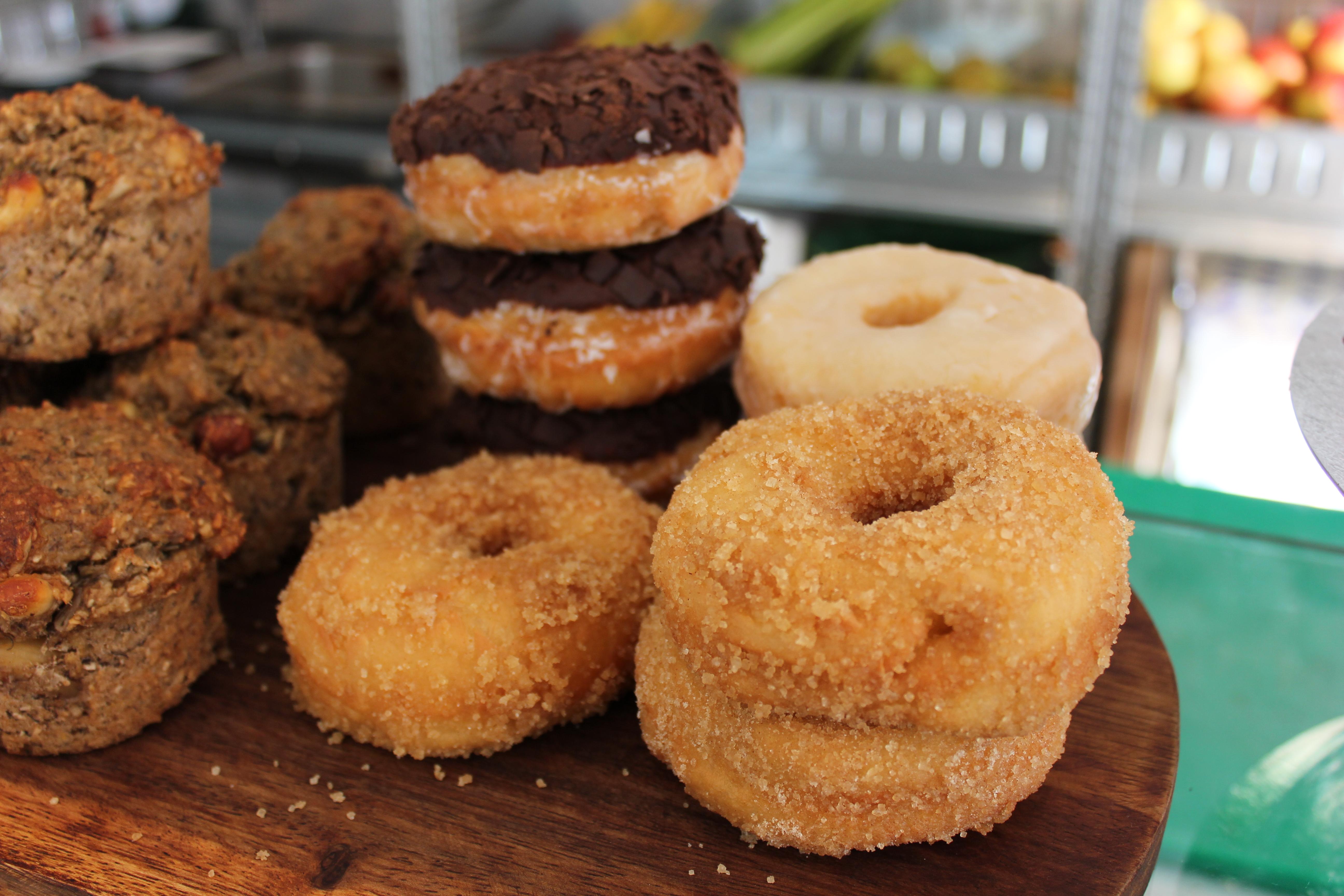 vegan donuts amsterdam
