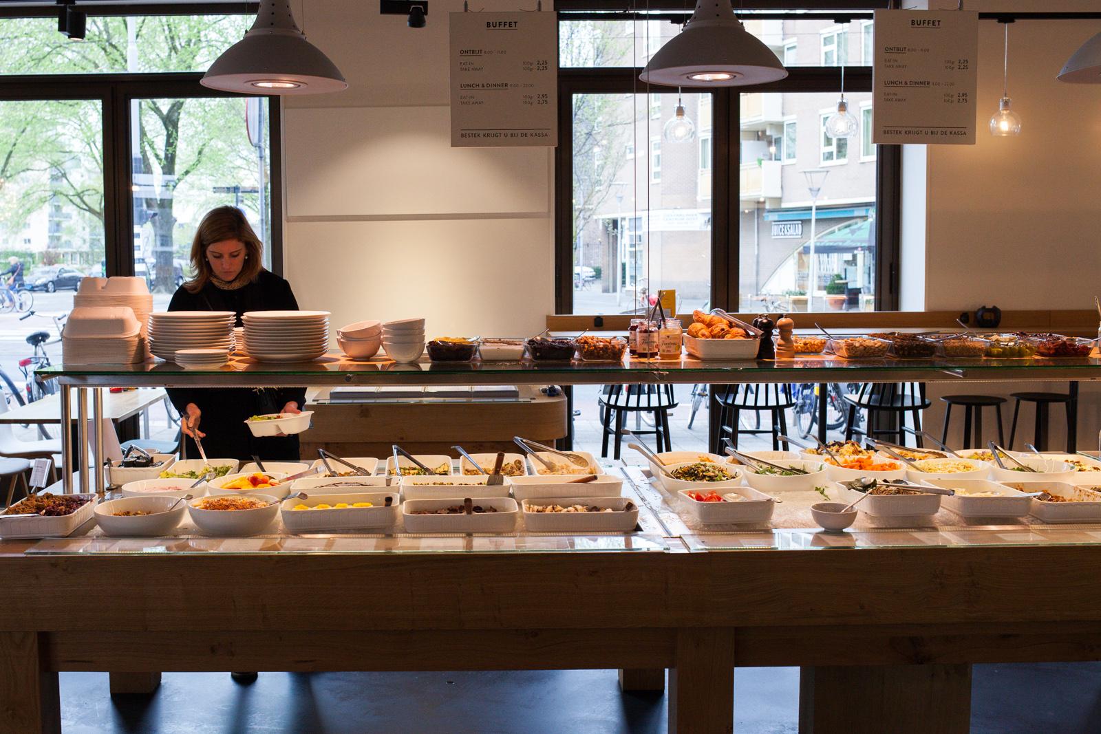 open buffet restaurant amsterdam