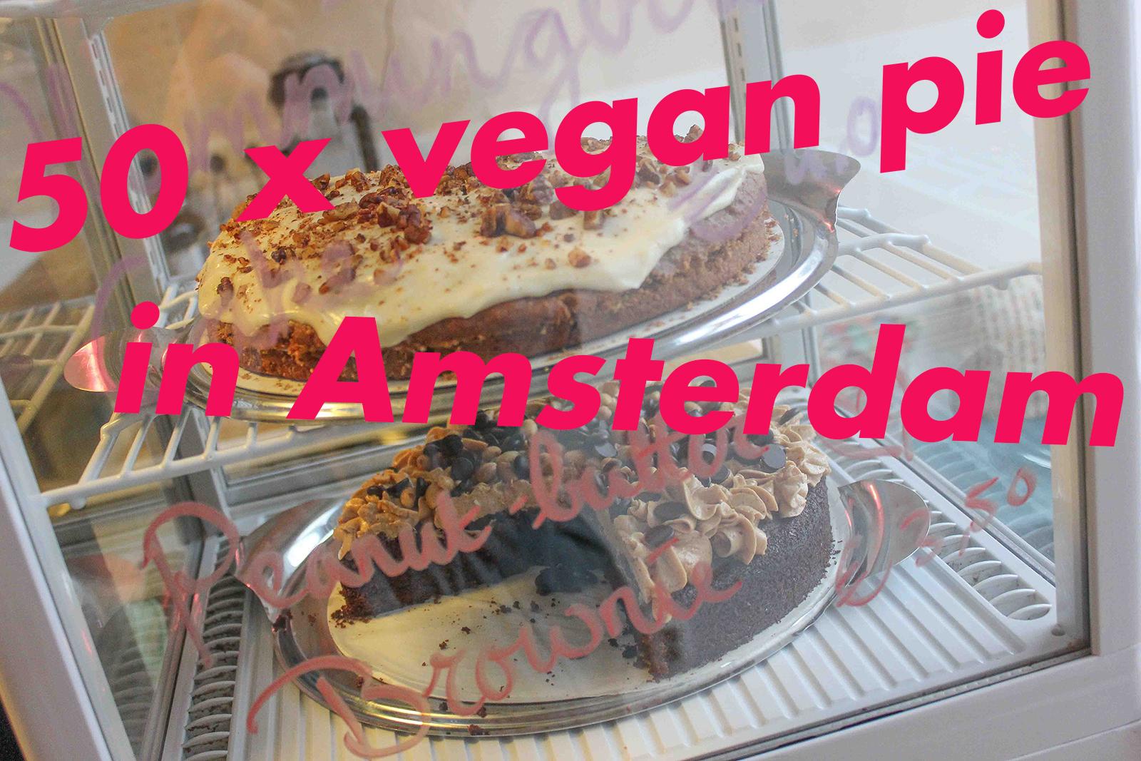 vegan pie amsterdam