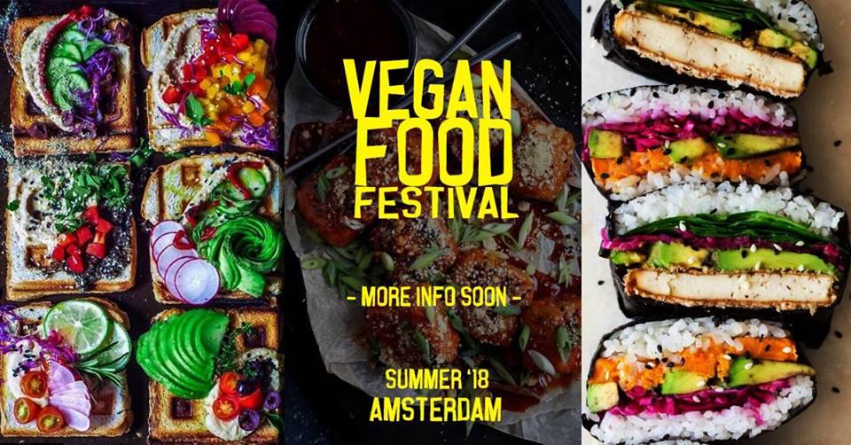 Amsterdam Food Festival March