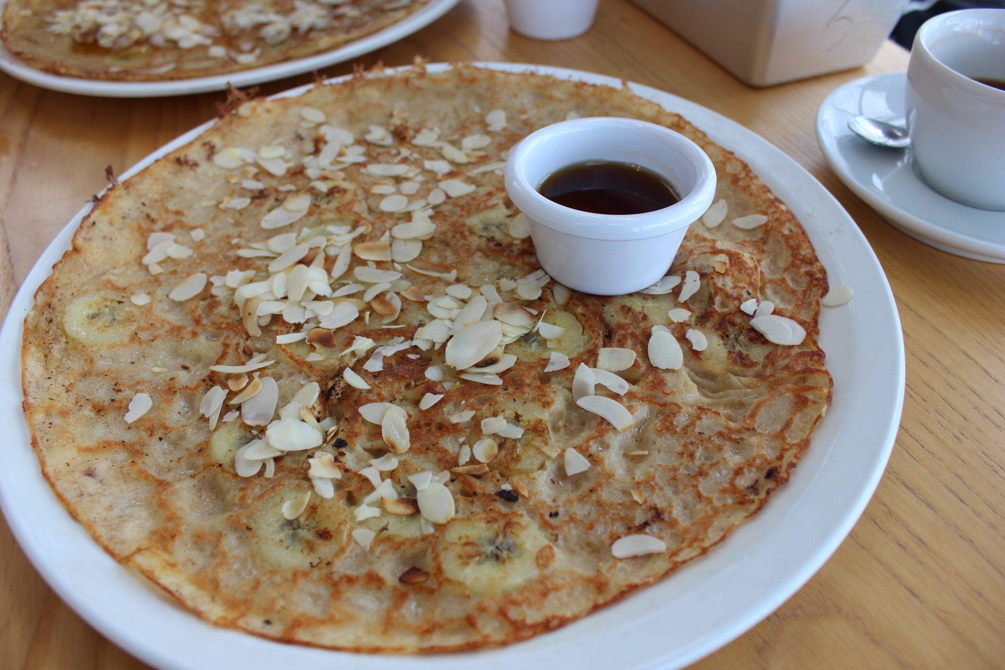 vegan pancakes amsterdam