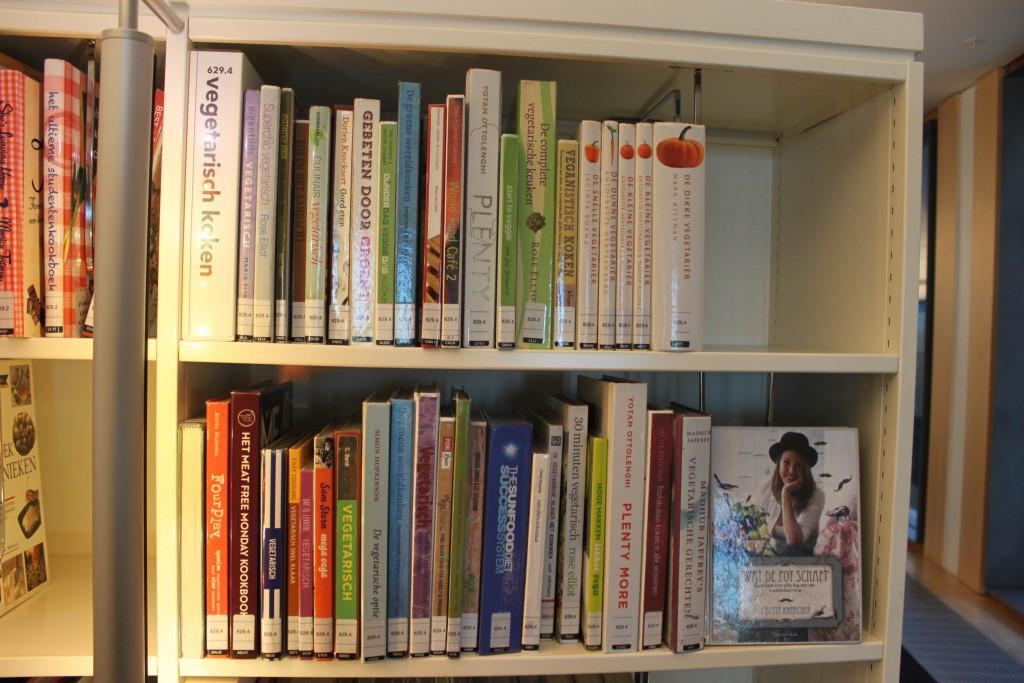 library vegan amsterdam