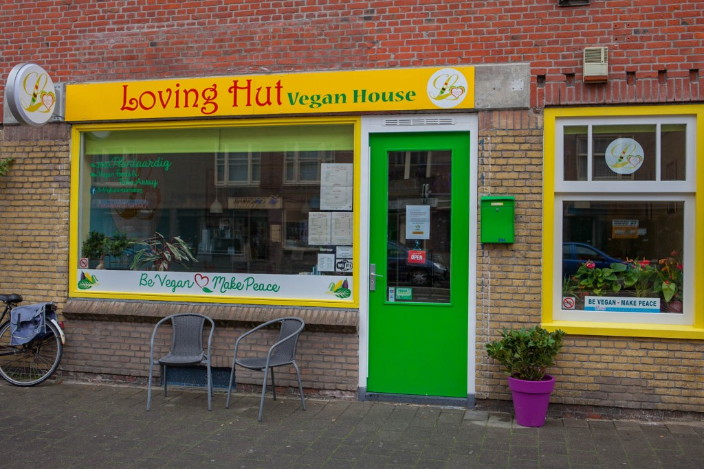 loving hut amsterdam