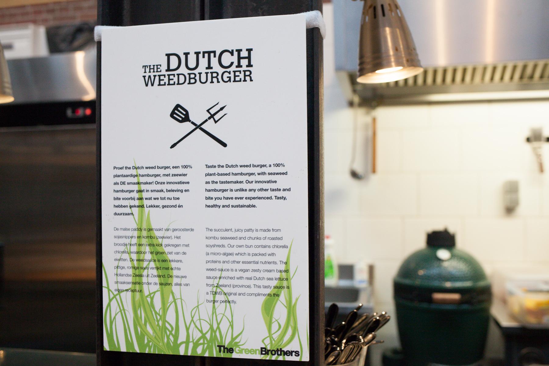 foodhallen amsterdam vegan