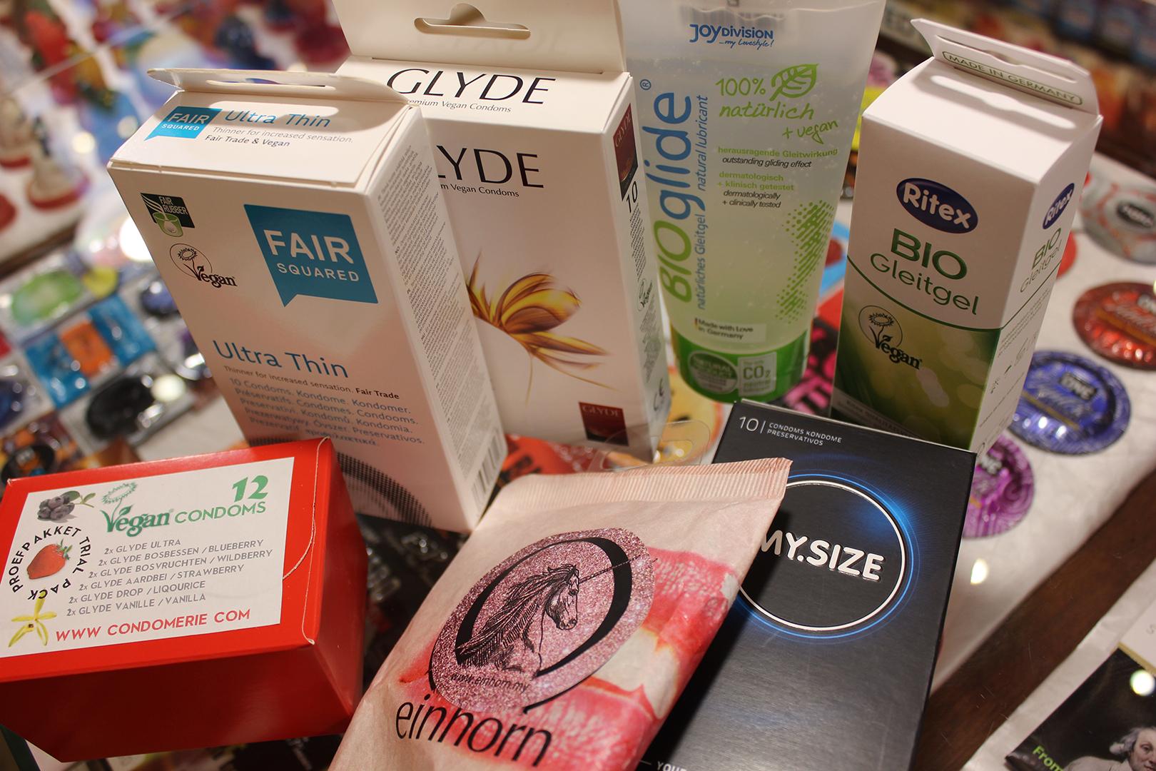 vegan condoms amsterdam