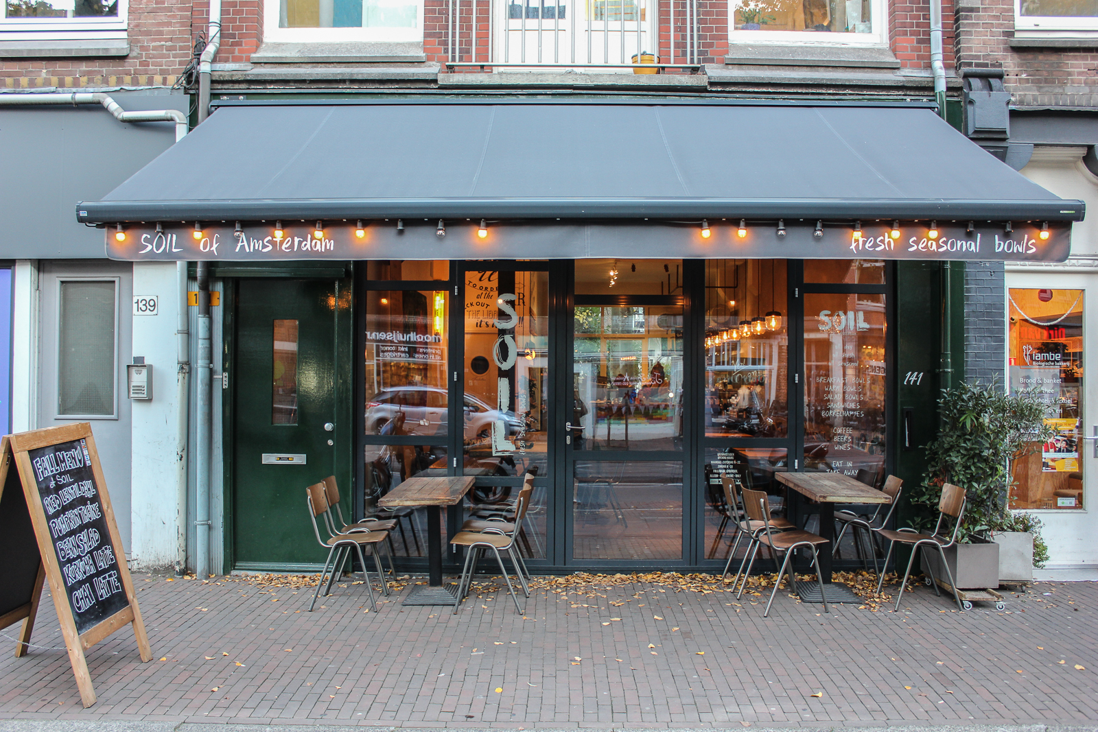 soil amsterdam