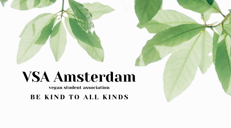 vegan student association amsterdam