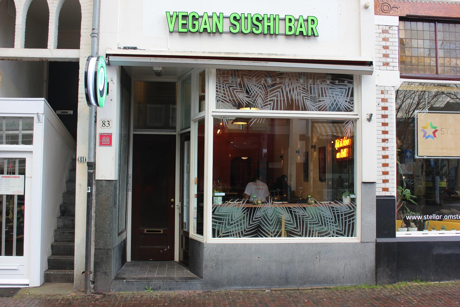 vegansushibaramsterdam