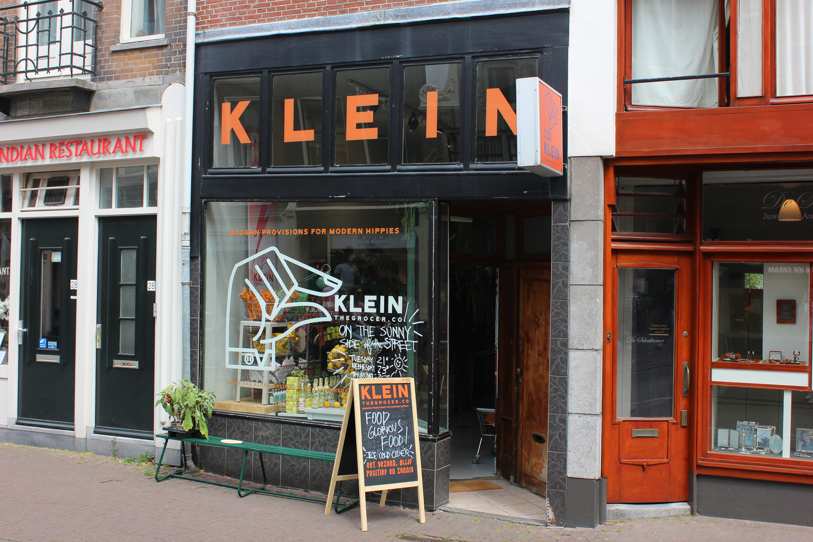klein the grocer