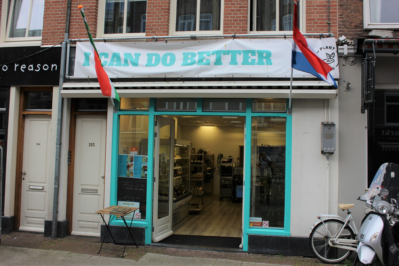 i can do better amsterdam