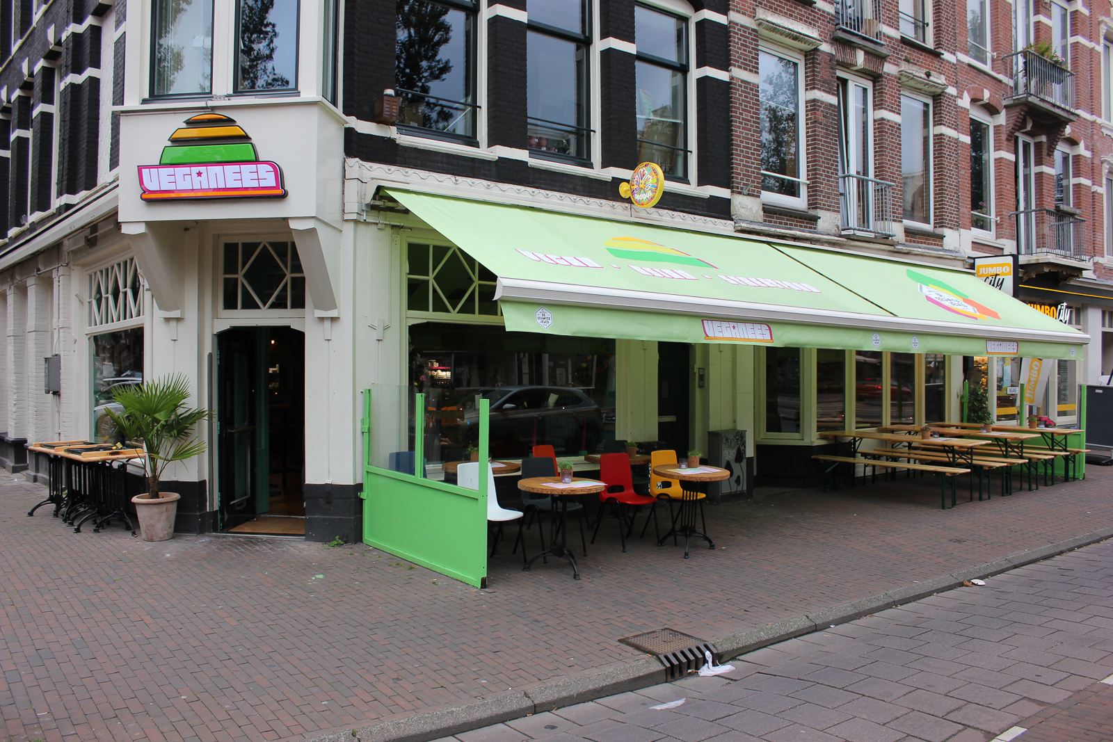 veganees amsterdam